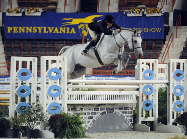 C. Quito and Jessie Lang won the regular conformation championship at the Pennsylvania Nataional in 2010.